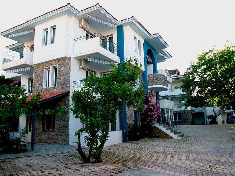 Тур из Краснодара в Грецию - Villa Vatalis Apt 3*