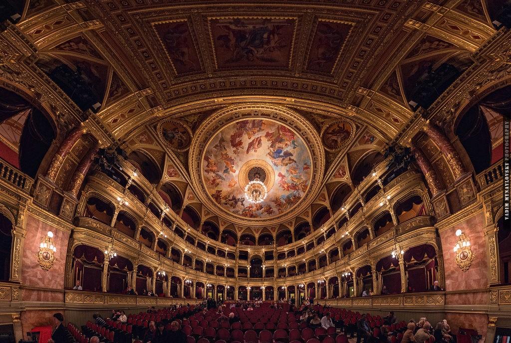 Венгерский оперный театр