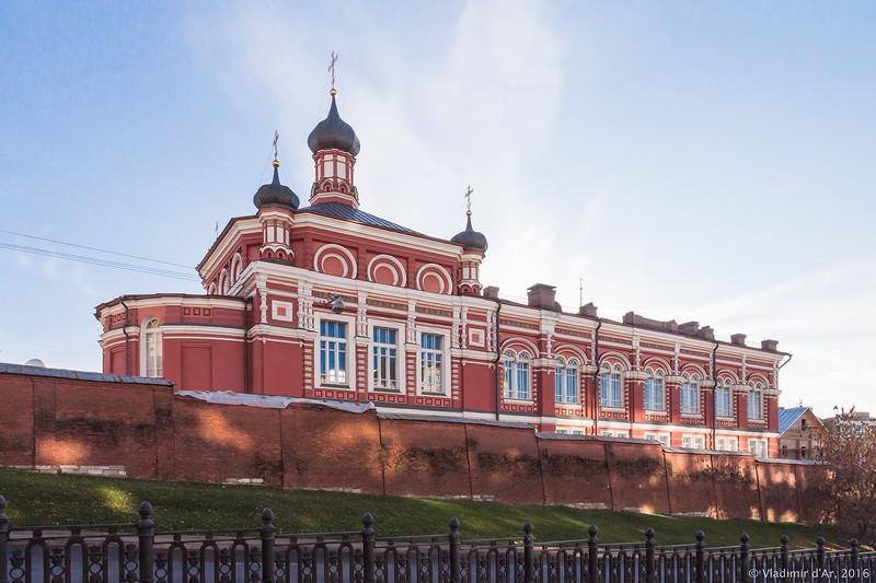 Богородице Рождественский монастырь