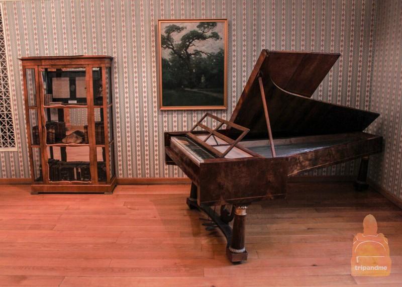 Музей Бетховена в замке Брунсвик
