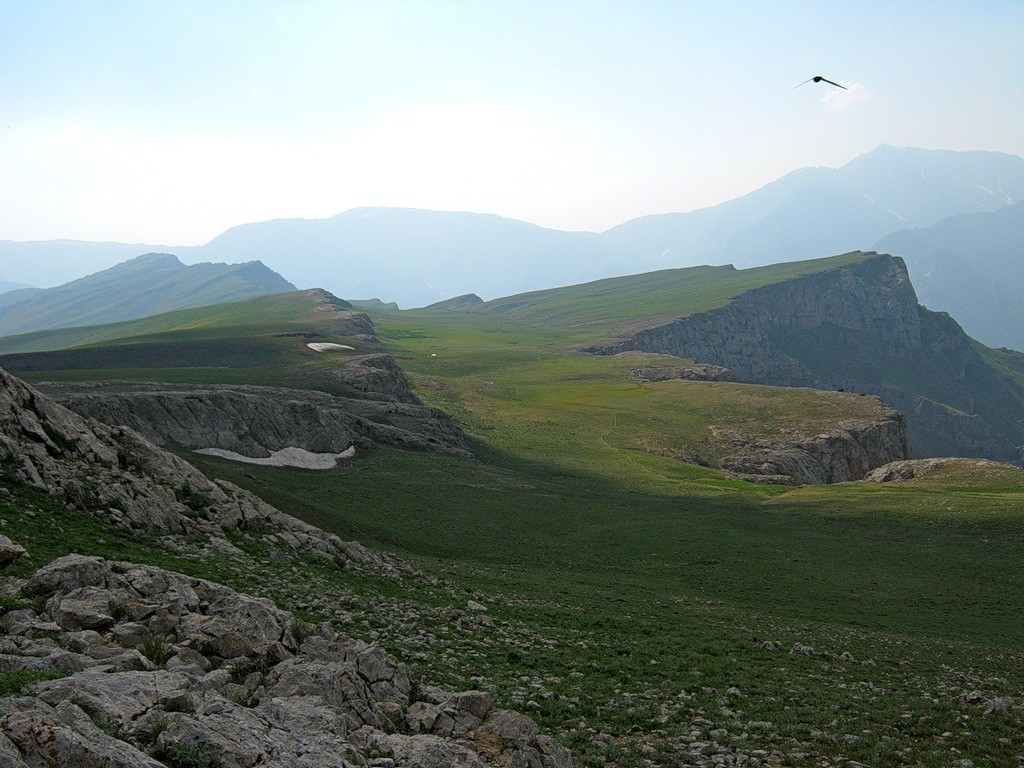 плато Пулатхан
