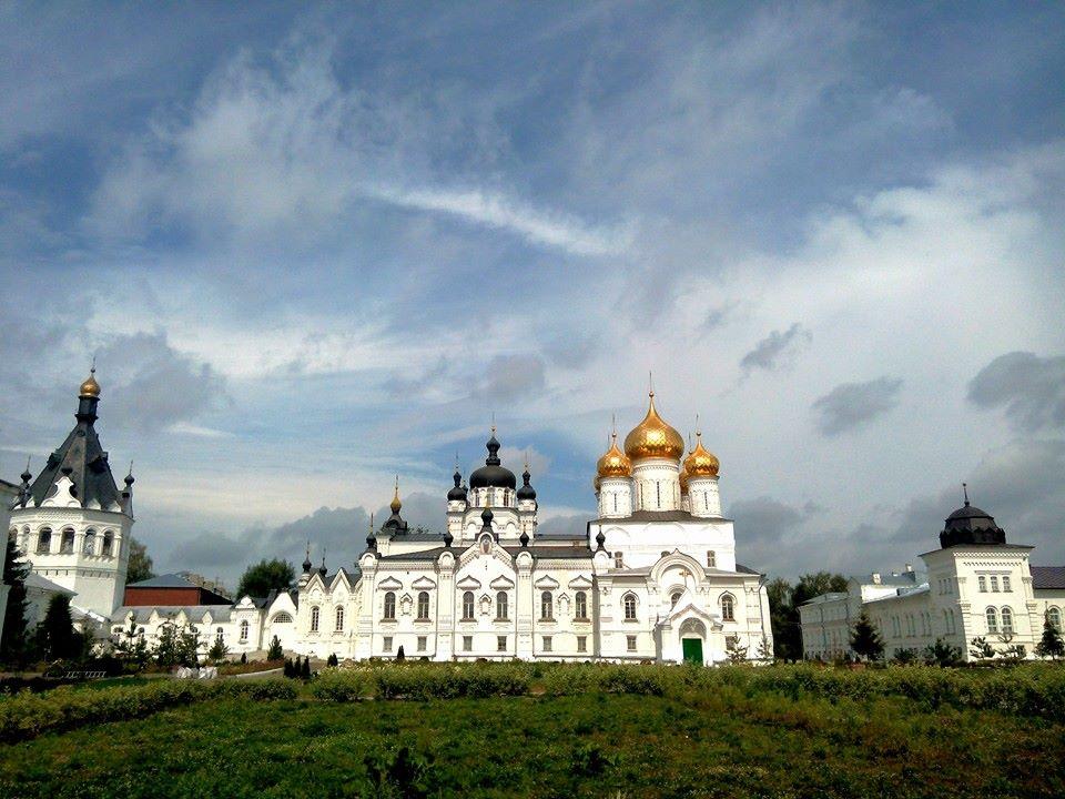 Богоявленский собор в Костроме