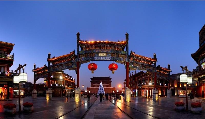 Китай в ноябре