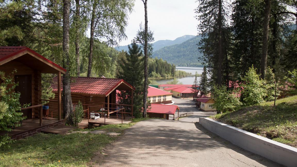 Туристические базы на Алтае