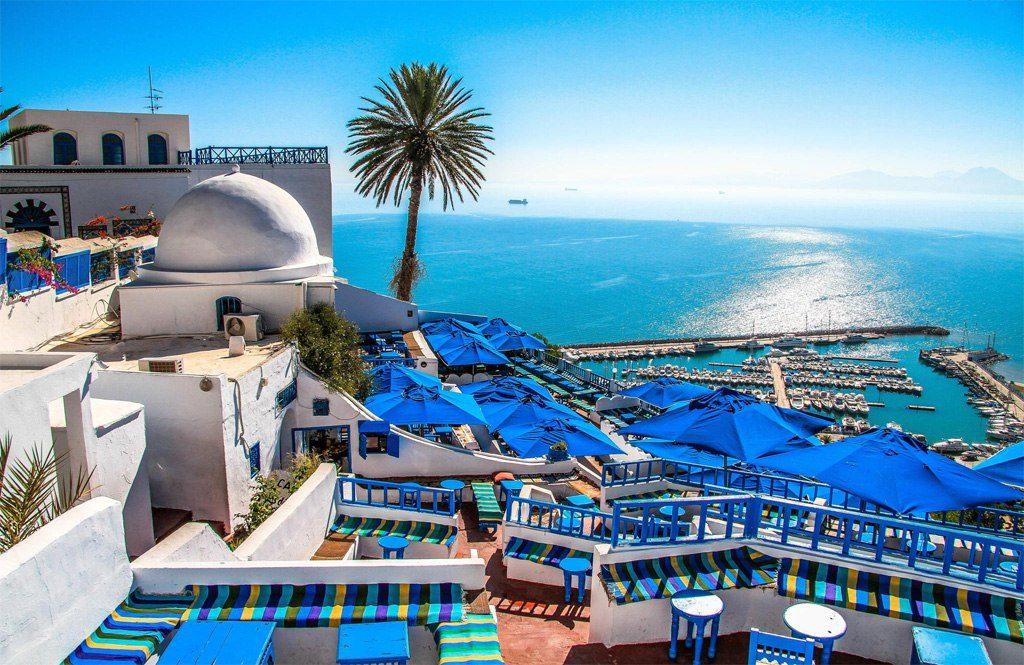 Сиди-бу-Саид Тунис фото