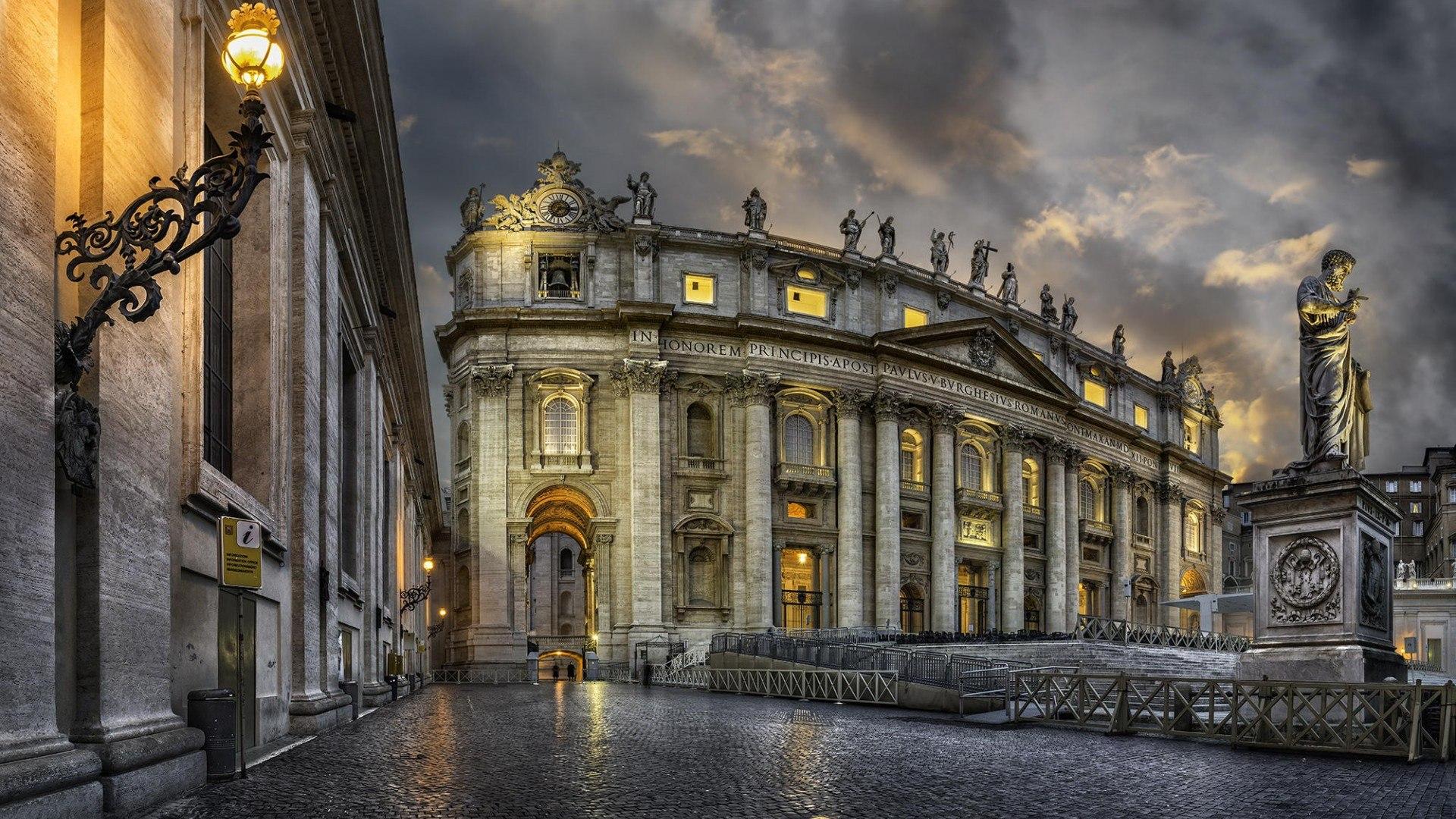 ТОП-15 достопримечательностей Ватикана