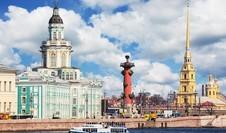 TEZ TOUR Экскурсии по Санкт-Петербургу - Северная Венеция