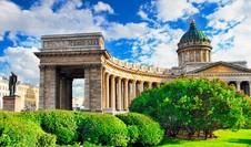 TEZ TOUR Экскурсии по Санкт-Петербургу - Автобусная обзорная экскурсия по Санкт-Петербургу