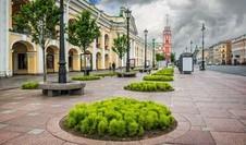 TEZ TOUR Экскурсии по Санкт-Петербургу - Пешеходная экскурсия