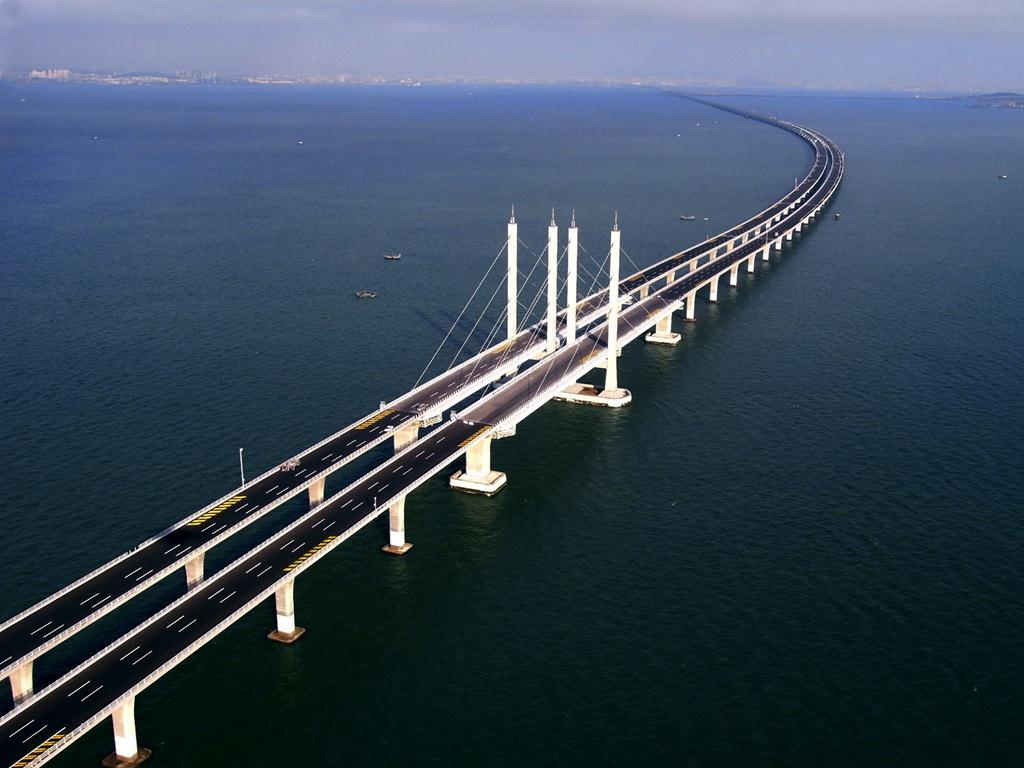Циндаоский мост