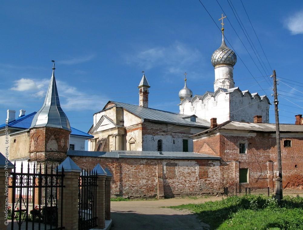 женский монастырь Рождественский