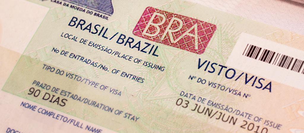 Нужна ли виза русским гражданам для поездки в Бразилию?
