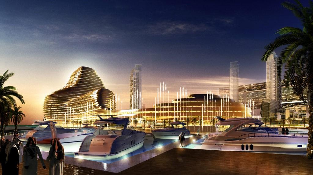 Дубай Абу Даби