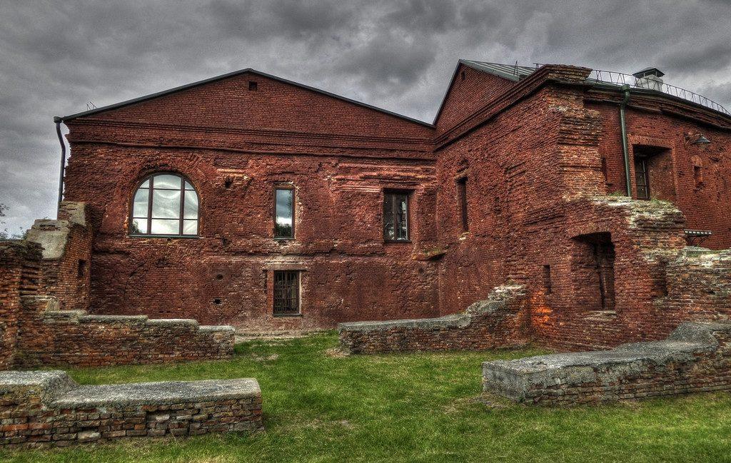 Бретская крепость