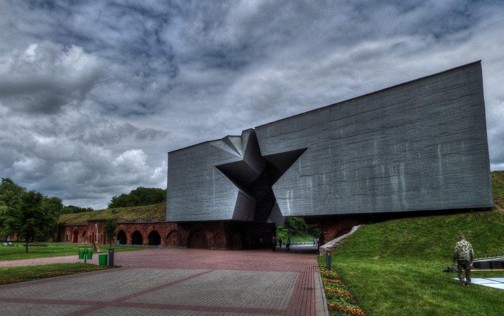 Брестская крепость вход