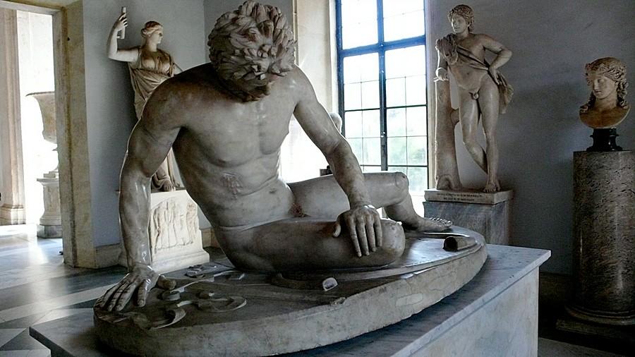Музей скульптуры в Варена