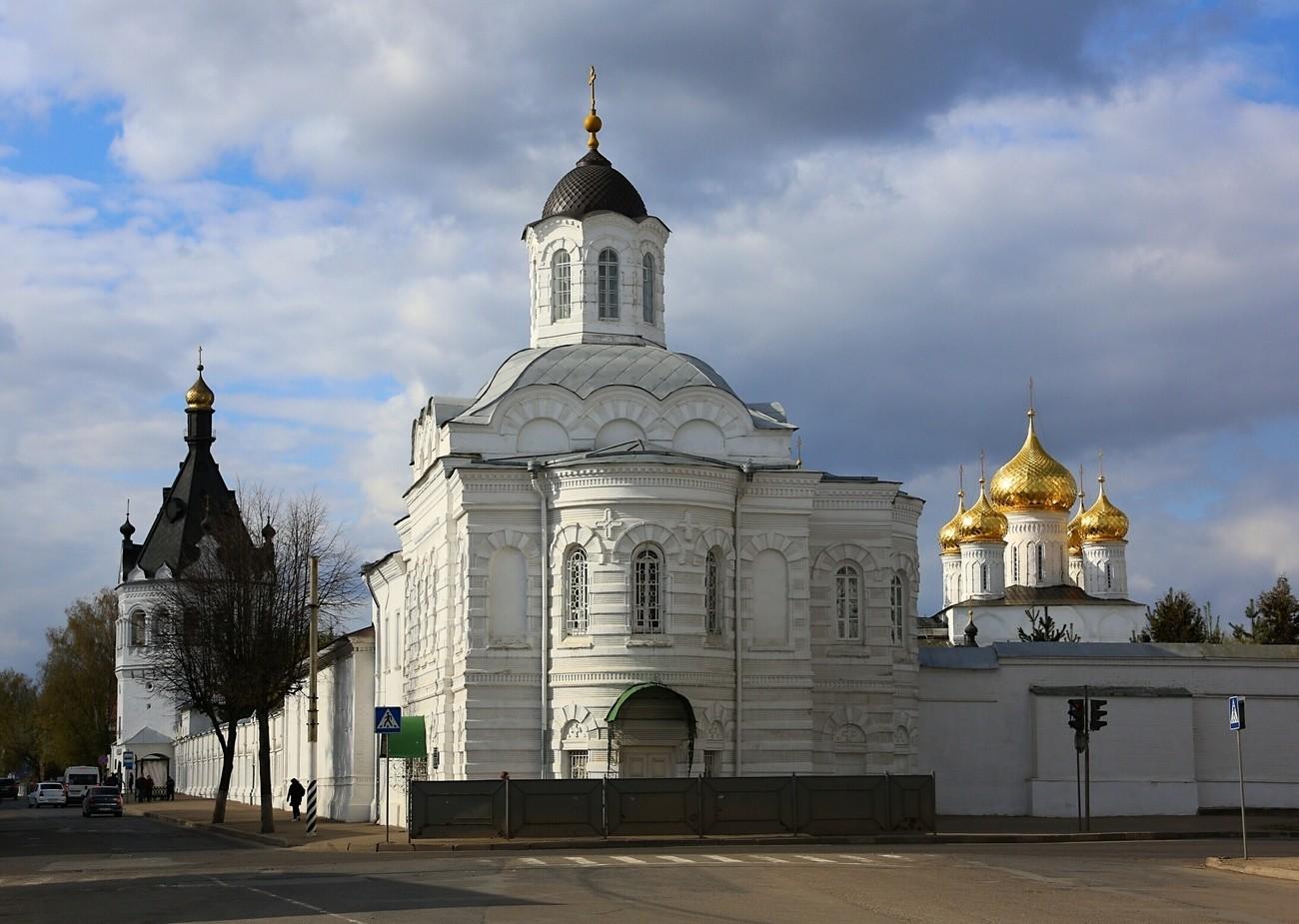 Смоленская церковь Кострома