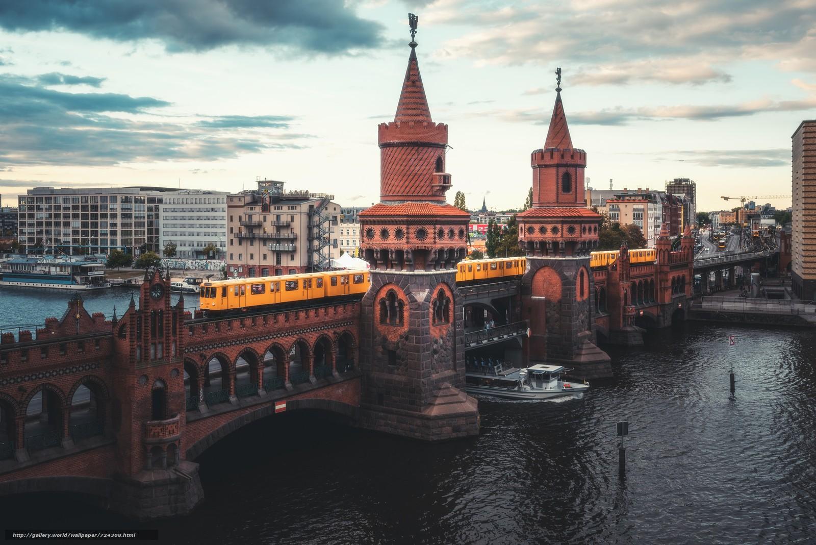 Берлин - достопримечательности, расположение, как добраться