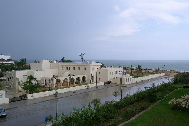 В Тунисе сезон дождей