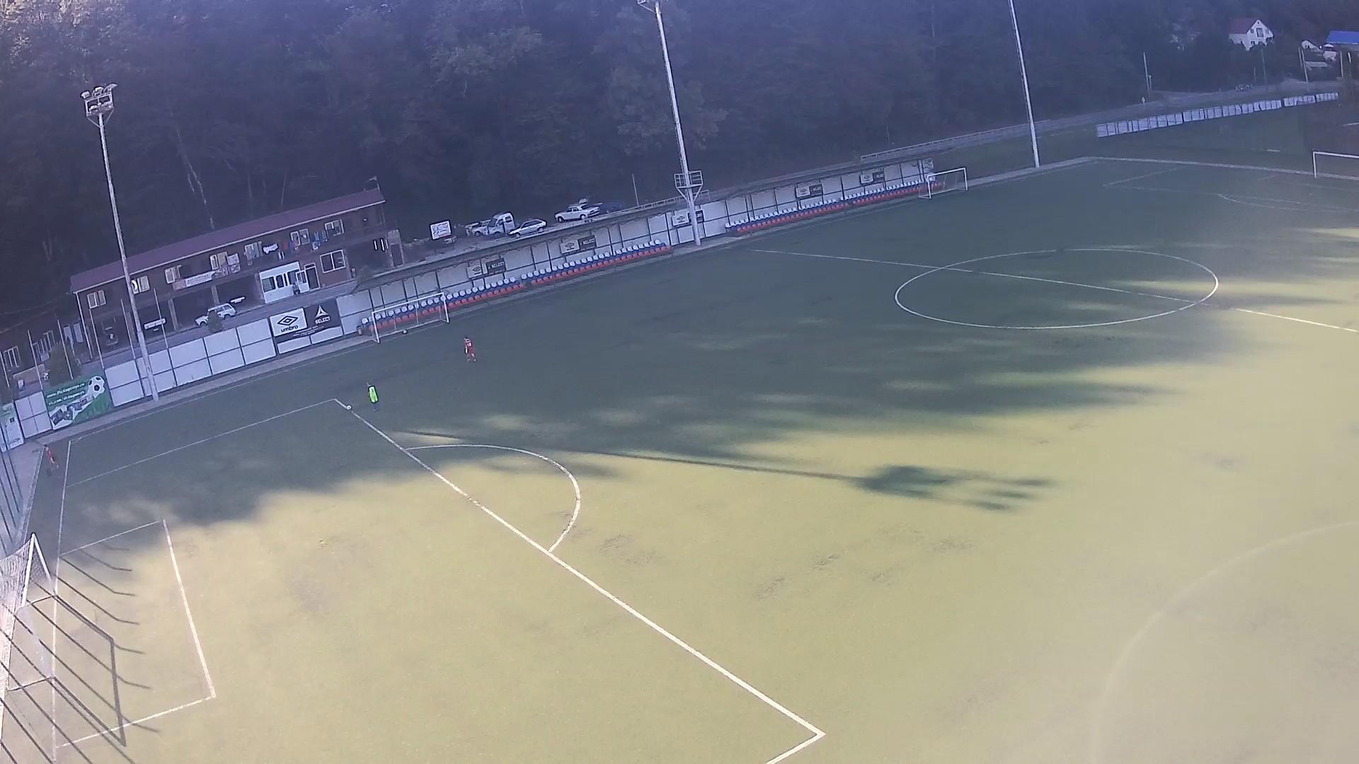 Вебкамера в спортивном комплексе «Дагомыс», поле 1