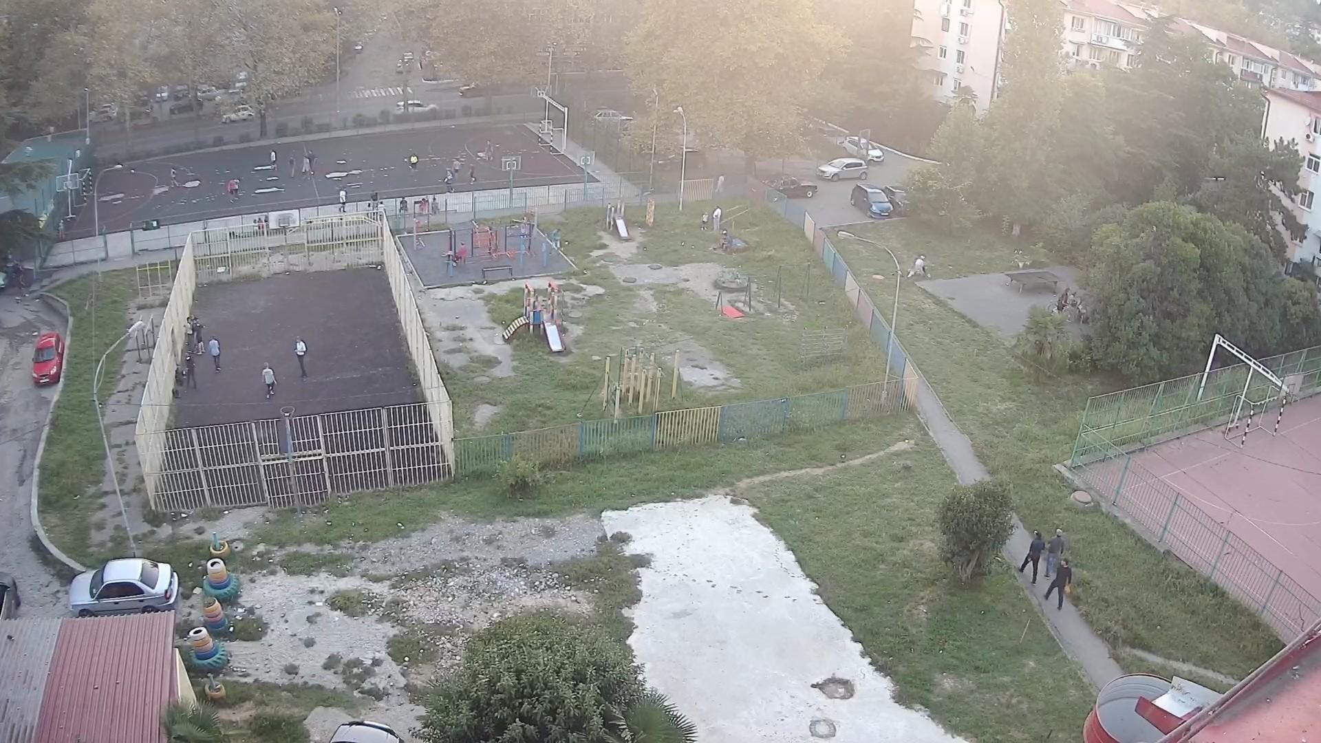 Вебкамера на ул. Чехова 7 в Сочи