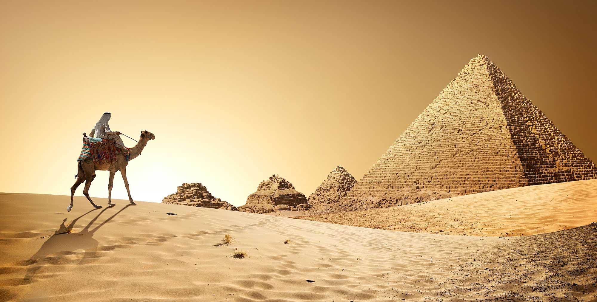 ТОП-20 достопримечательностей Египта