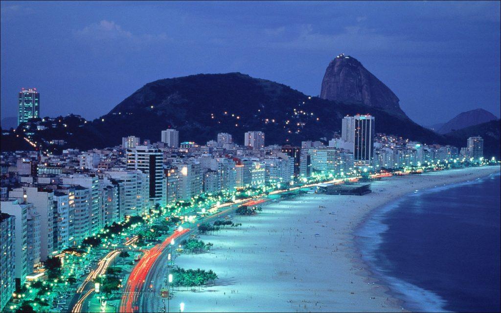 Международный и внутренний туризм в Бразилии