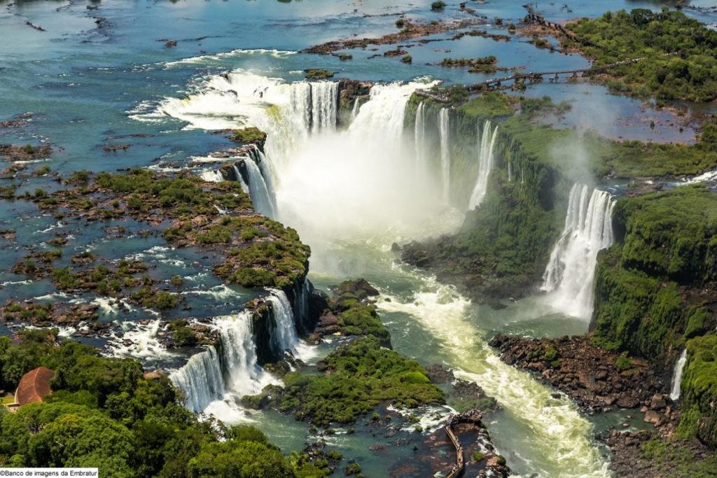 водопад Глотка Дьявола