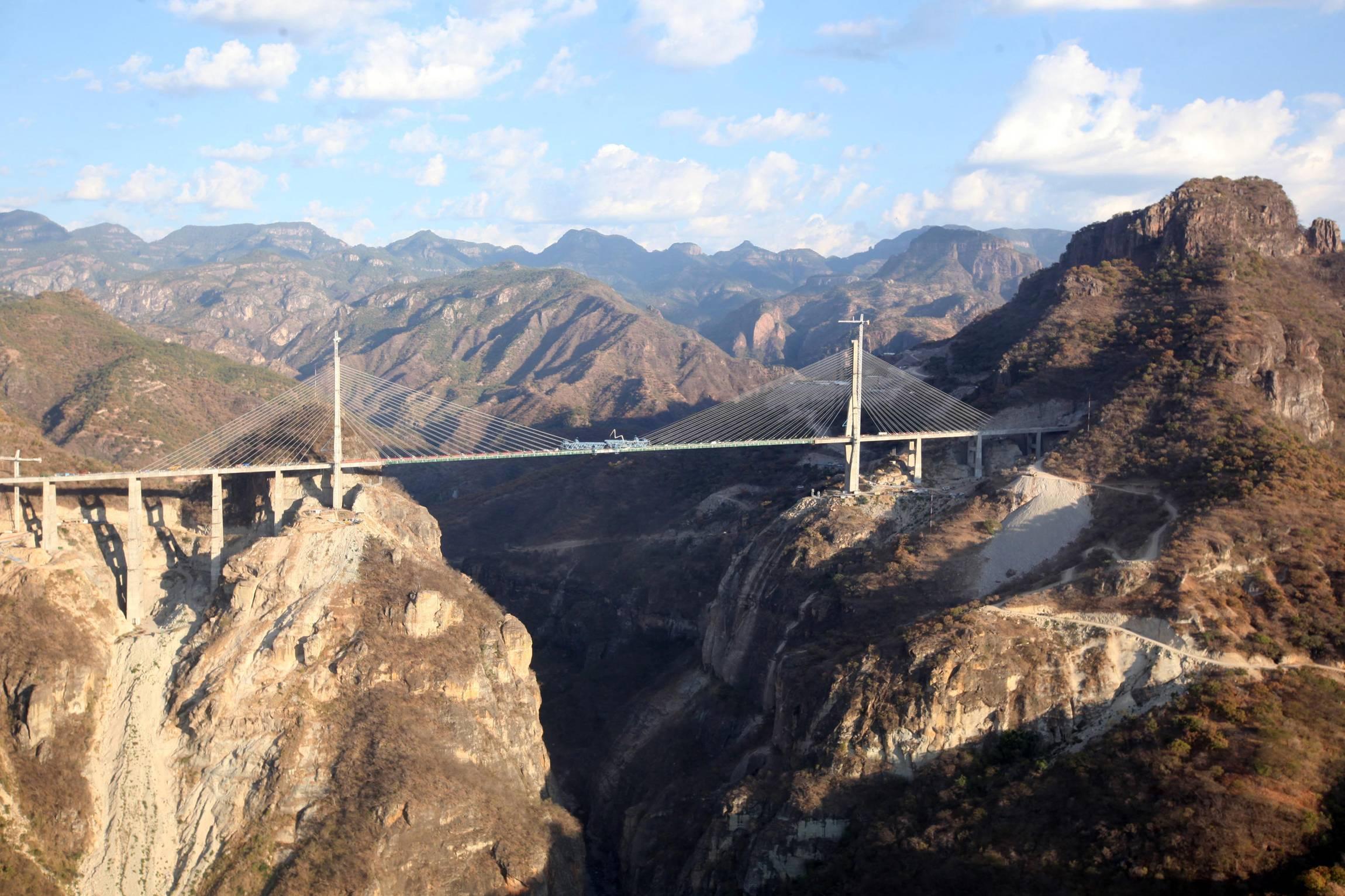 Мост - рекордсмен