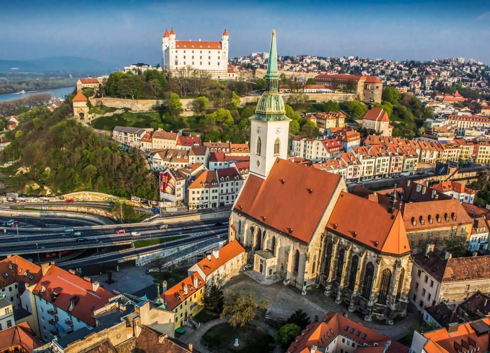 Братислава фото города