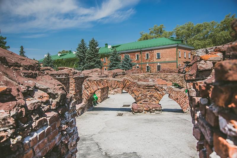 Белый дворец Брестской крепости