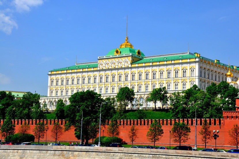 Залы в Большом Кремлевском дворце