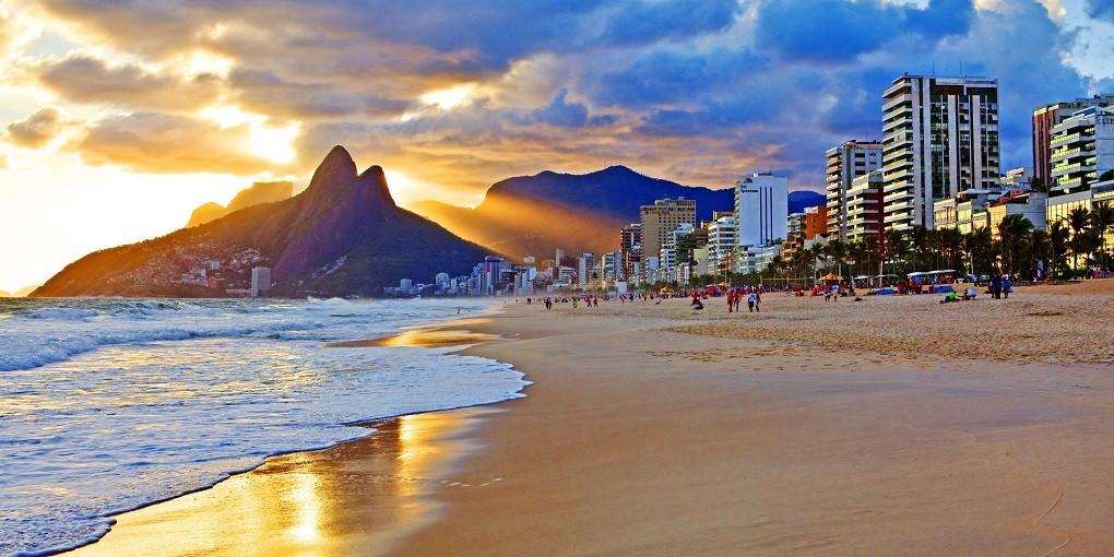 пляж Рио