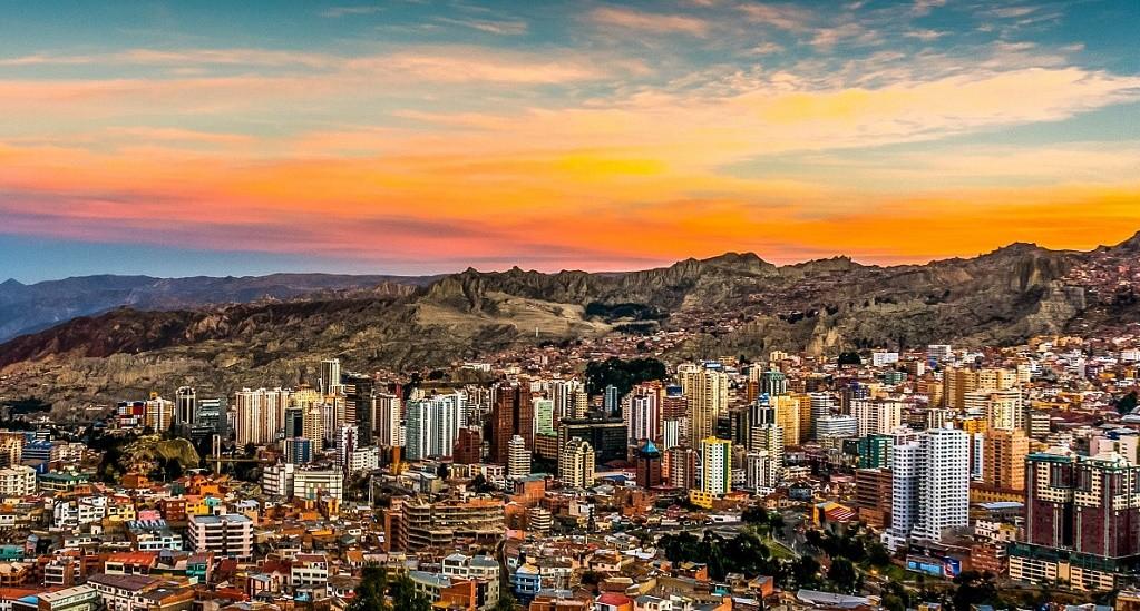 Государство Боливия
