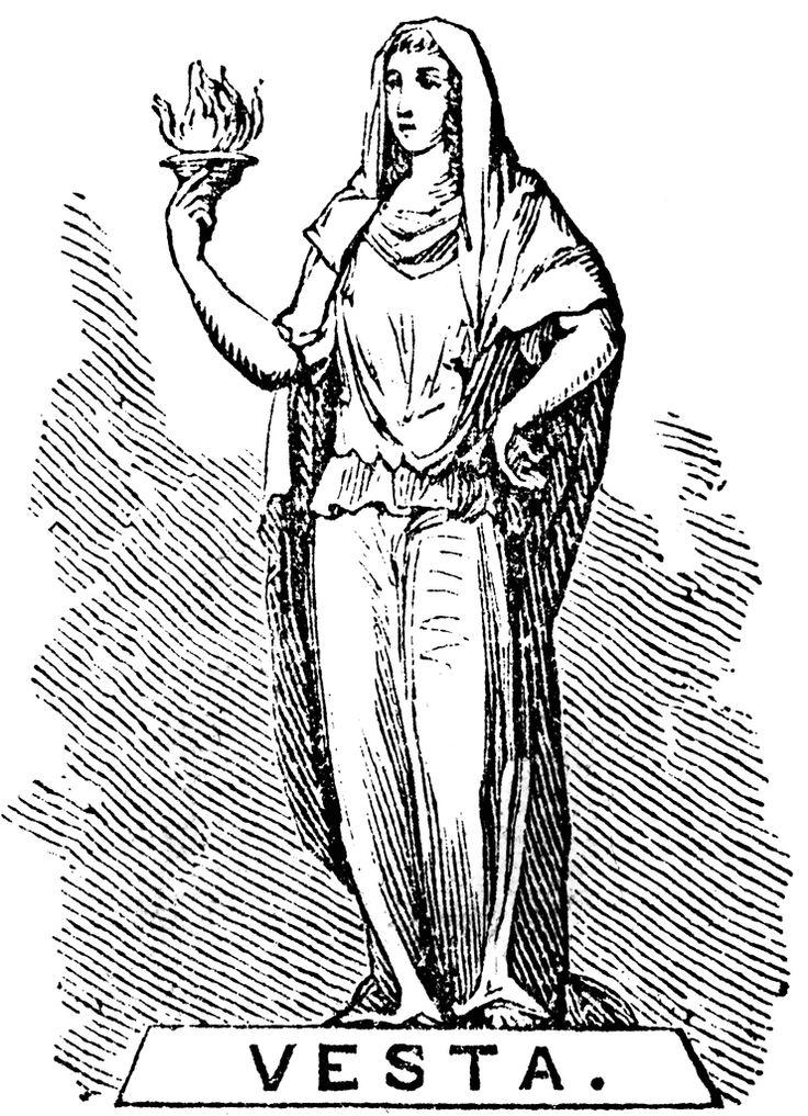 Богиня Веста