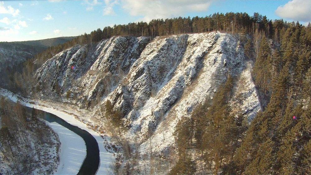 Бердские скалы - история, описание, местонахождение