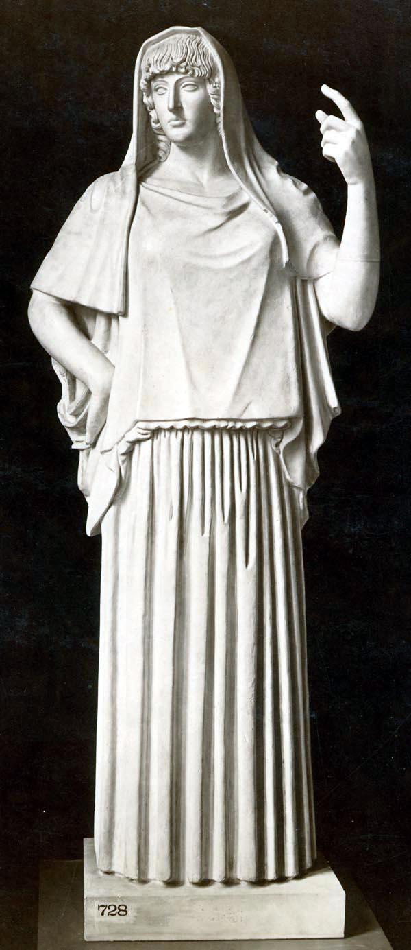 Веста в Древнем Риме