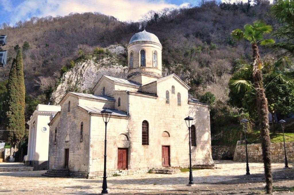 Православная церковь Симона Кананита
