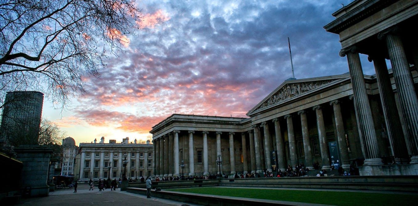 ТОП-10 лучших музеев Великобритании