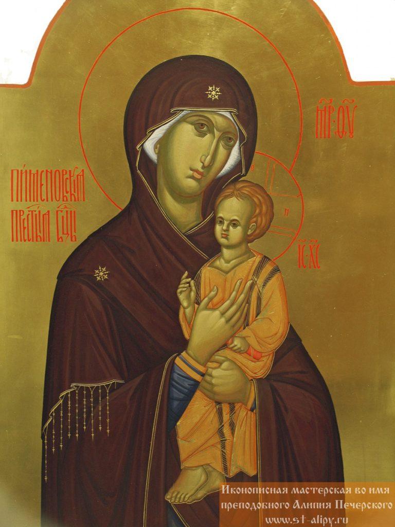 Икона Пименовской Божьей матери