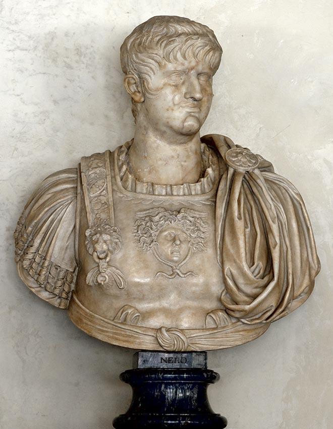 правитель Нерон