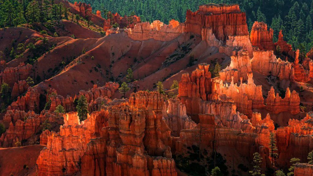 Национальный парк Брайс-каньон, США