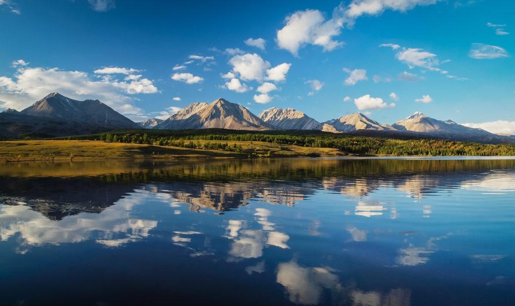Красоты Монголии фото