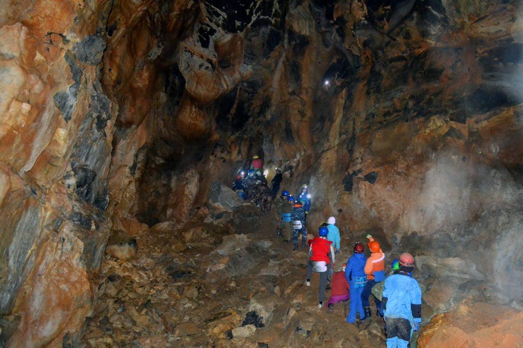 охотничья пещера