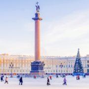 Четыре Мили Экскурсии по Санкт-Петербургу - Новый год в Санкт — Петербурге