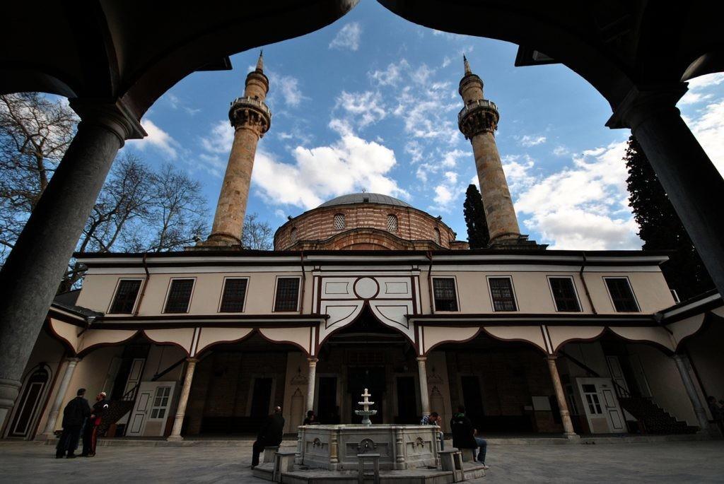 Мечеть Султан Эмир