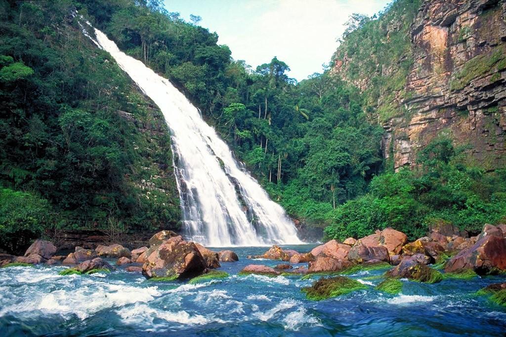 Водопад Аркоирис