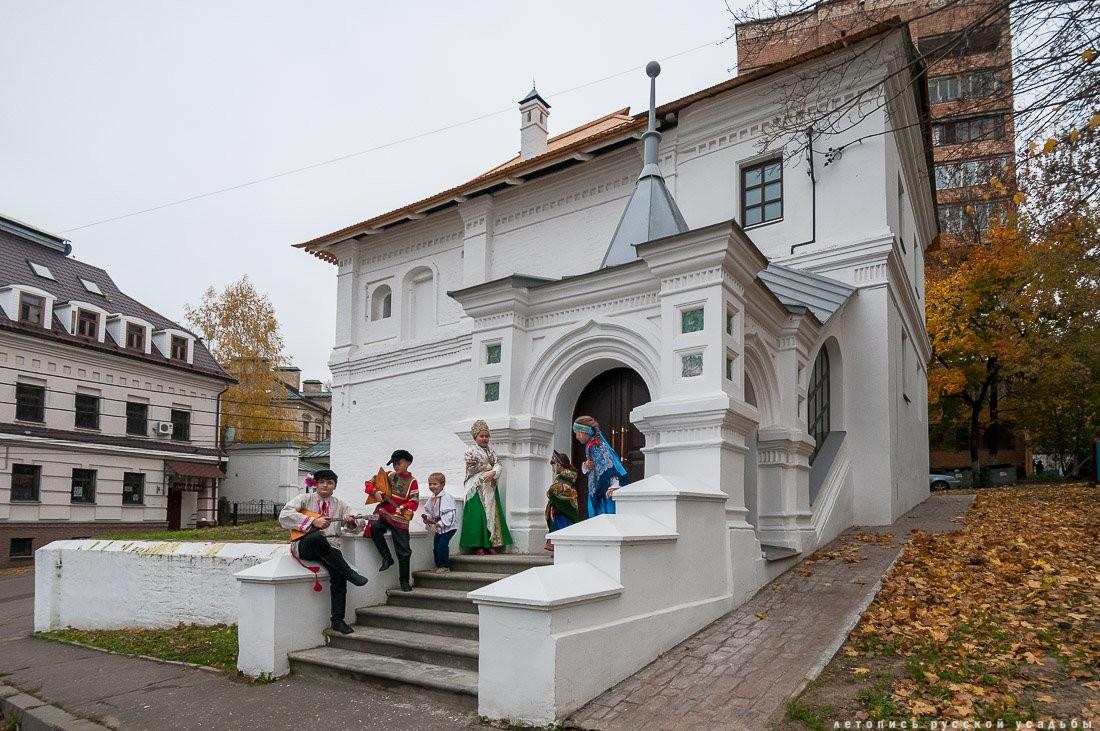 Домик Петра в Нижнем Новгороде