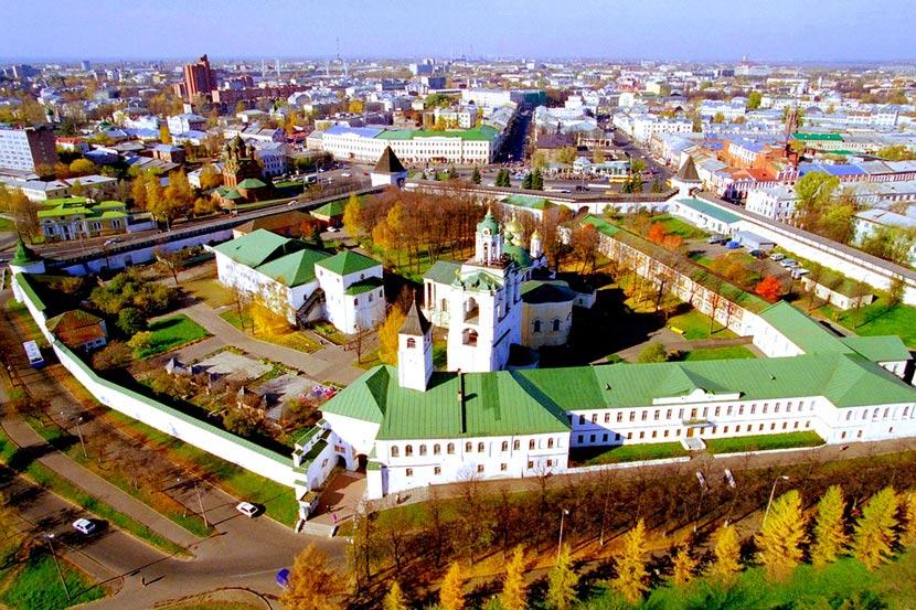 Спасский монастырь