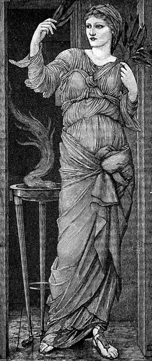 Римские весталки